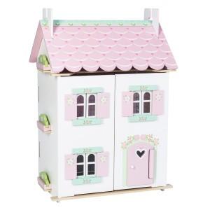Le Toy Van Poppenhuis 'Sweetheart Cottage' incl. Meubels