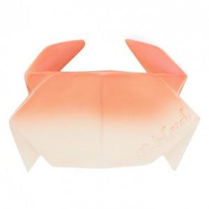 Oli&Carol Krab Origami - Bad en Bijtspeeltje