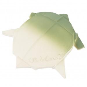 Oli&Carol Schildpad Origami - Bad en Bijtspeeltje