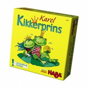 Haba Supermini Spel Karel Kikkerprins