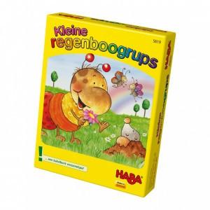 Haba Kaartspel Kleine regenboogrups