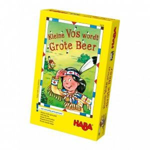 Haba Spel Kleine Vos wordt Grote Beer