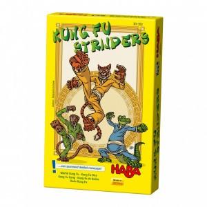Haba Spel Kung Fu strijders