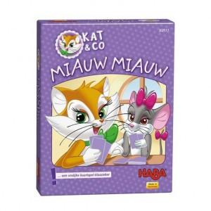 Haba Spel Kat & Co Miauw Miauw