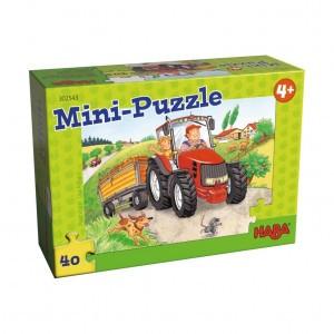 Haba Mini Puzzel Boerderij