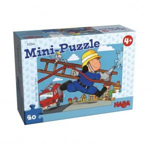 Haba Mini Puzzel Brandweer