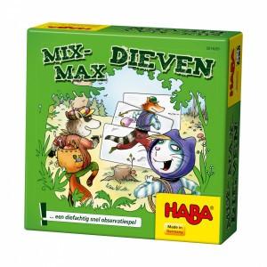 Haba Supermini Spel Mix-Max-Dieven