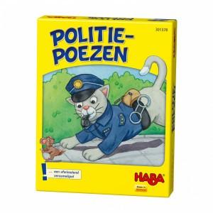 Haba Kaartspel Politiepoezen