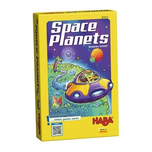 Haba Spel Space Planets