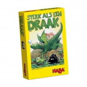 Haba Spel Sterk als een draak