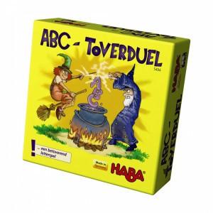 Haba Supermini Spel ABC Toverduel