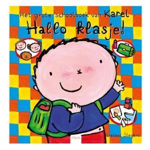 Clavis Leesboekje Het grote schoolboek van Karel 'Hallo klasje!'