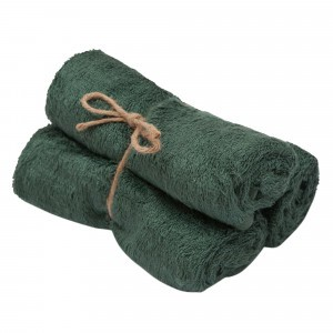 Timboo Gastendoek (3-pack) Aspen Green