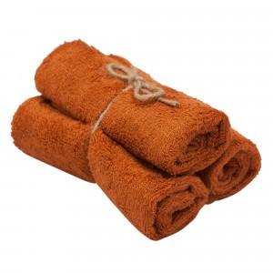 Timboo Gastendoek (3-pack) Inca Rust