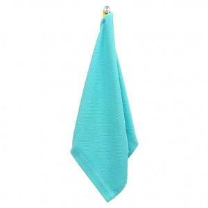 Ekobo Home Handdoek (2stuks) Aqua