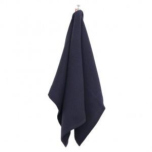 Ekobo Home Handdoek (2stuks) Donkerblauw