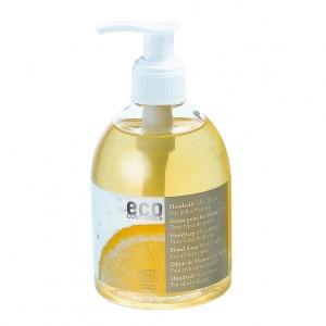 Eco Cosmetics Handzeep met pompje Citroen 300ml