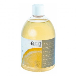 Eco Cosmetics Handzeep Citroen 500ml