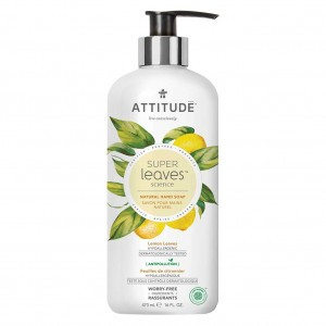 Attitude Super Leaves Handzeep - Lemon