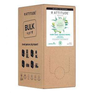Attitude Super Leaves Handzeep - Olive Leaves Bulk2Go (2L)