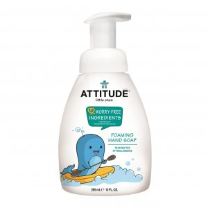 Attitude Little ones Handzeep Pear Nectar 295ml