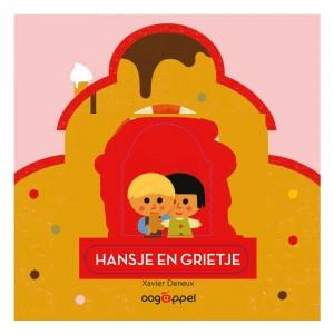 Oogappel Sprookjesboek Hans en Grietje