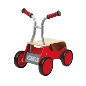 Hape Vierwieler Little Red Biker