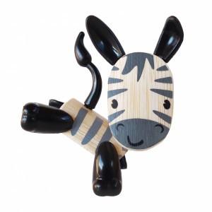 Hape Mini Dieren Zebra