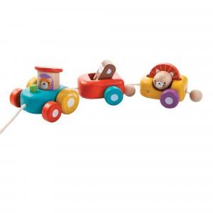 Plan Toys Happy Trein