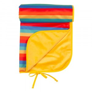 Totsbots Happy Mat Rainbow Stripe