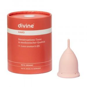 Divine Menstruatiecup Hard Pretty in Pink