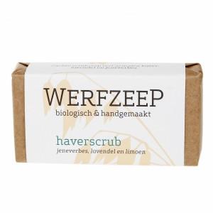 Werfzeep Haverscrub