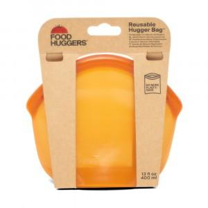 Food Huggers Hugger Bag - Amber (400 ml)