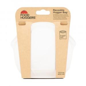 Food Huggers Hugger Bag - Clear (400 ml)