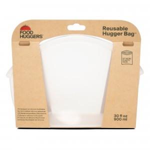Food Huggers Hugger Bag - Clear (900 ml)