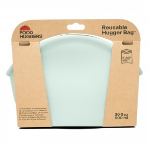 Food Huggers Hugger Bag - Jade Solid (900 ml)