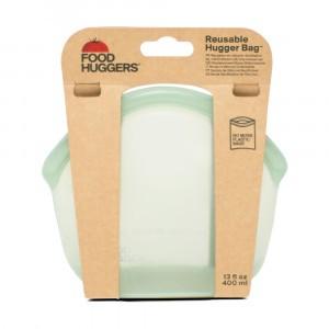 Food Huggers Hugger Bag - Juniper Clear (400 ml)