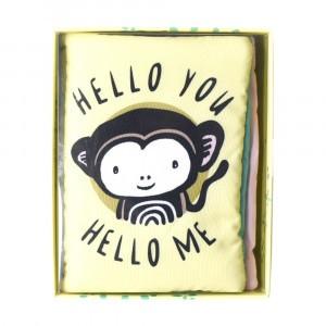 "Wee Gallery Spiegelboek ""Hello You, Hello Me"""
