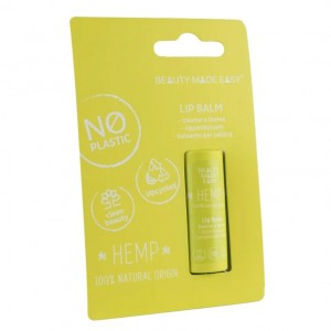 Beauty Made Easy Lippenbalsem - Hemp (6g)