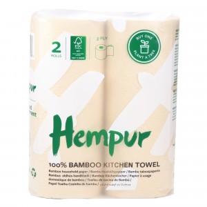 Hempur Bamboe Keukenrol (2-pack)