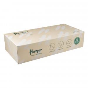 Hempur Bamboe Tissues (70 stuks)
