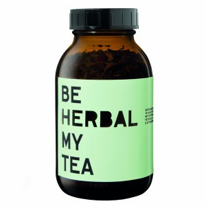 Be Herbal My Tea Ontspannende Kruidenthee met Citroenmelisse (100 gr)