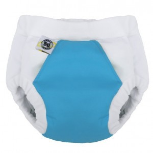 Super Undies Night Time Hero Nachtluier Blauw ( 7-12 jaar)