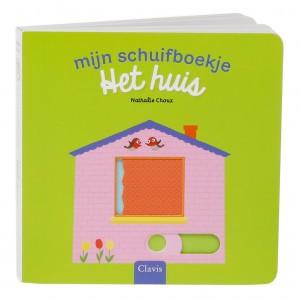 Clavis Mijn schuifboekje Het huis