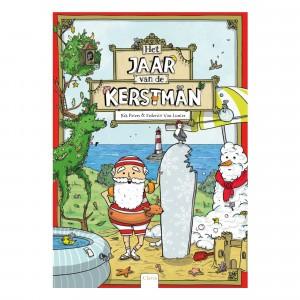 Clavis Prentenboek Het Jaar van de Kerstman