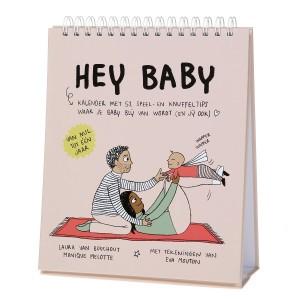Davidsfonds Kalender Hey Baby: van nul tot één jaar