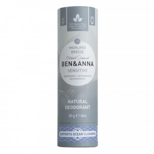 Ben & Anna Deodorant Sensitive - Highland Breeze