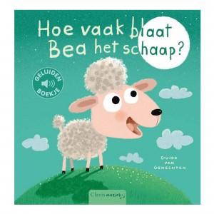 Clavis Geluidenboekje Hoe vaak blaat Bea het schaap?