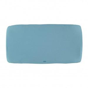 Limobasics Hoeslaken 50 x 80cm Denim Blauw