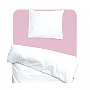 Louis Le Sec Hoeslaken Peach Pink 90 x 200 cm